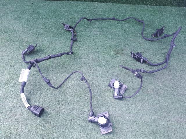 Жгут проводки заднего бампера в сборе VW Tiguan 2 16-н.в. Новая оригинал 5NA971104M - 3