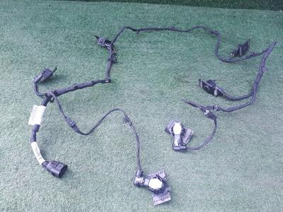 Жгут проводки заднего бампера в сборе VW Tiguan 2 16-н.в. Новая оригинал 5NA971104M - Изображение 3