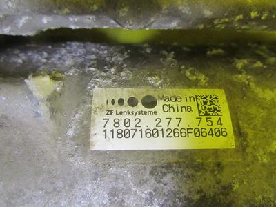 Рейка рулевая Mercedes-Benz C W205 (14-18) А2054602902 - Изображение 2