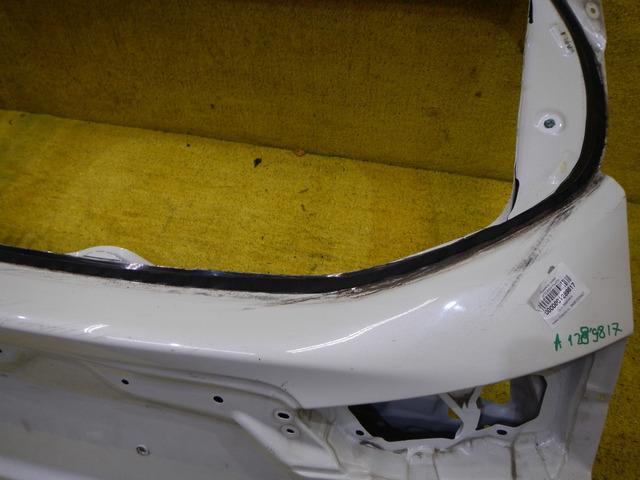 Крышка багажника Nissan Qashqai J11 (13-н.в.) K01004EAAA - 2