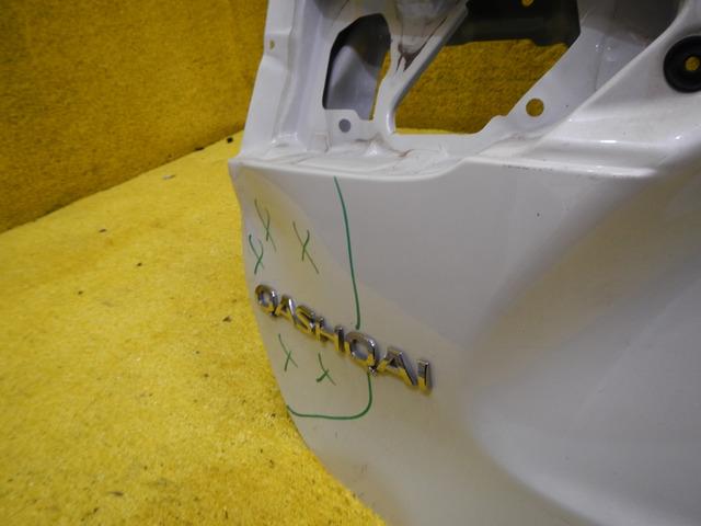 Крышка багажника Nissan Qashqai J11 (13-н.в.) K01004EAAA - 6