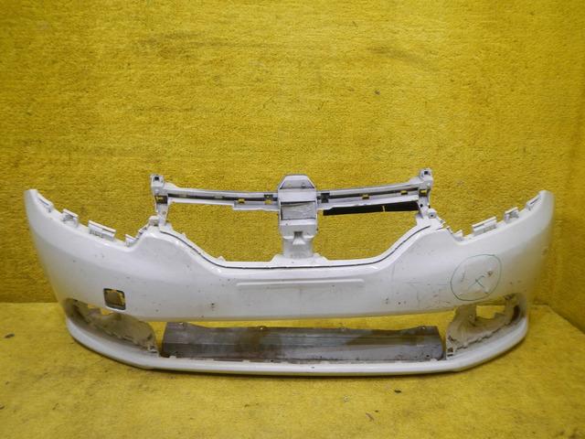 Бампер передний Renault Logan 2 Sandero 2 (14-18) 620228143R - 1