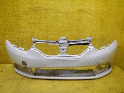 Бампер передний Renault Logan 2 Sandero 2 (14-18) 620228143R - Изображение 1