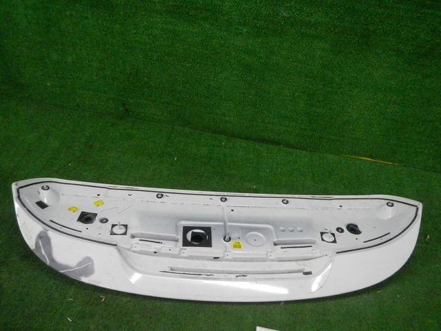 Спойлер крышки багажника Hyundai I40 (2011-н.в.) универсал 872103Z000 - 5