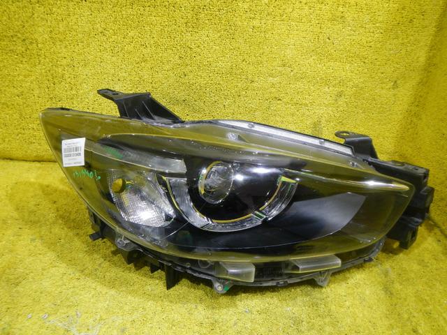 Фара правая Mazda CX-5 1 (15-17) LED KA1F51031J - 1