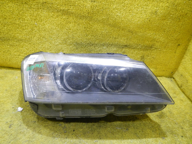 Фара правая BMW X3 F25 ксенон (10-14) 7217294 - 1