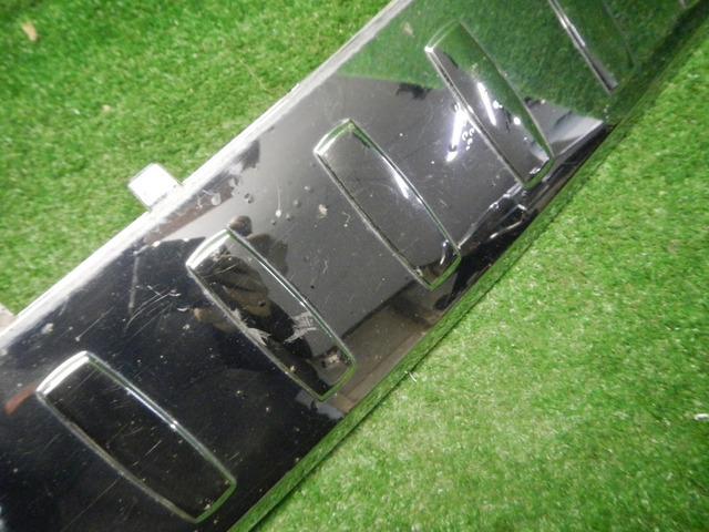 Накладка заднего бампера M GLE W166 (11-18) A166885337464 - 6