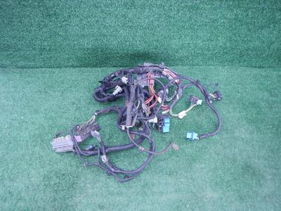 Жгут проводов моторного отсека Renault Logan 2 14-18 K7M 1.6 AT 240112718R - Изображение 1