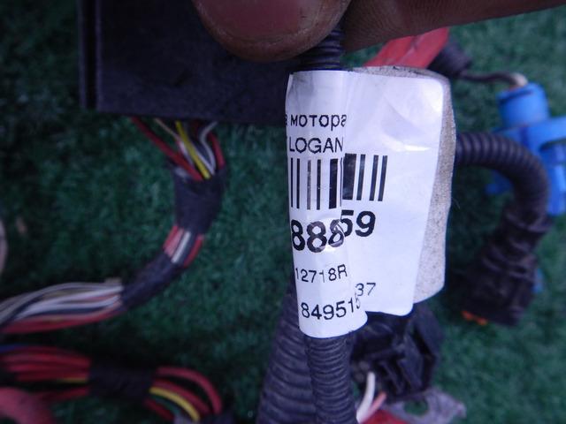 Жгут проводов моторного отсека Renault Logan 2 14-18 K7M 1.6 AT 240112718R - 2