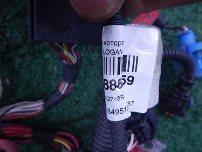 Жгут проводов моторного отсека Renault Logan 2 14-18 K7M 1.6 AT 240112718R - Изображение 2