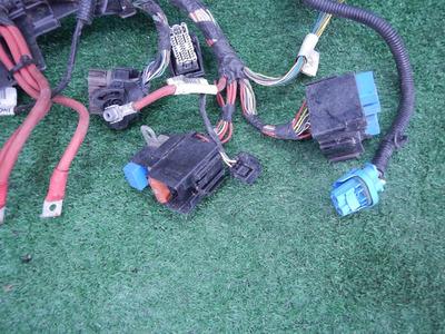 Жгут проводов моторного отсека Renault Logan 2 14-18 K7M 1.6 AT 240112718R - Изображение 3