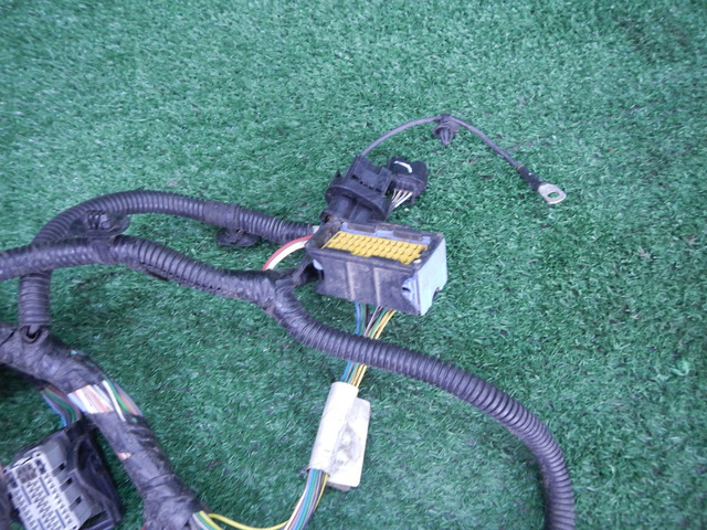 Жгут проводов моторного отсека Renault Logan 2 14-18 K7M 1.6 AT 240112718R - 5