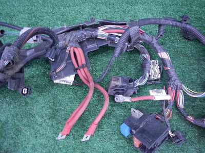 Жгут проводов моторного отсека Renault Logan 2 14-18 K7M 1.6 AT 240112718R - Изображение 6