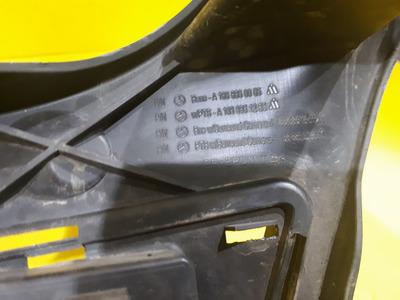 Решетка бампера переднего Mercedes ML W166 (11-15) A1668850066 - Изображение 6