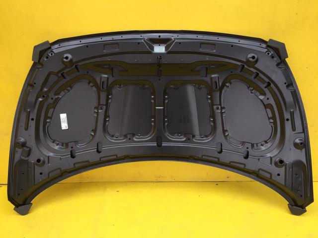 Капот Hyundai Solaris 1 10-14 (неоригинал) 664001R100 - 2