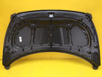 Капот Hyundai Solaris 1 10-14 (неоригинал) 664001R100 - Изображение 2