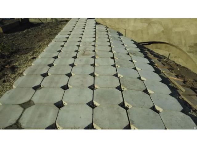 Плиты укрепления откосов дорог серия 3.503.9-78,3.501.1-156,3.503.1-66 - 2