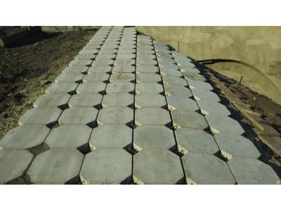 Плиты укрепления откосов дорог серия 3.503.9-78,3.501.1-156,3.503.1-66 - Изображение 2