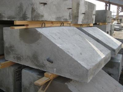 Утяжелители бетонные охватывающего типа УБО - Изображение 2