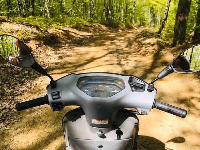 Прокат скутеров Honda Севастополь - 1