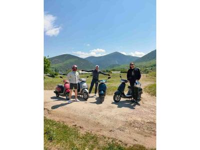 Прокат скутеров Honda Севастополь - Изображение 3