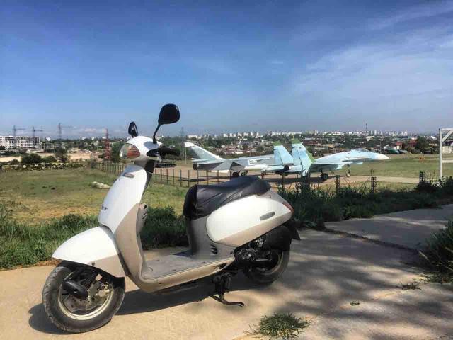 Прокат скутеров Honda Севастополь - 4