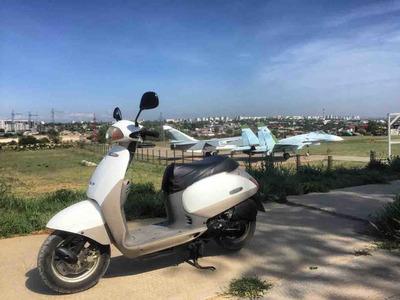 Прокат скутеров Honda Севастополь - Изображение 4