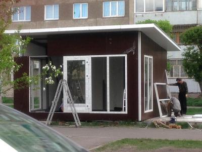 Строительство сборно-разборных павильонов - Изображение 2